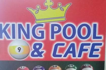 Lowongan King Pool & Cafe Pekanbaru Desember 2018