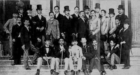History Timeline ng El Filibusterismo
