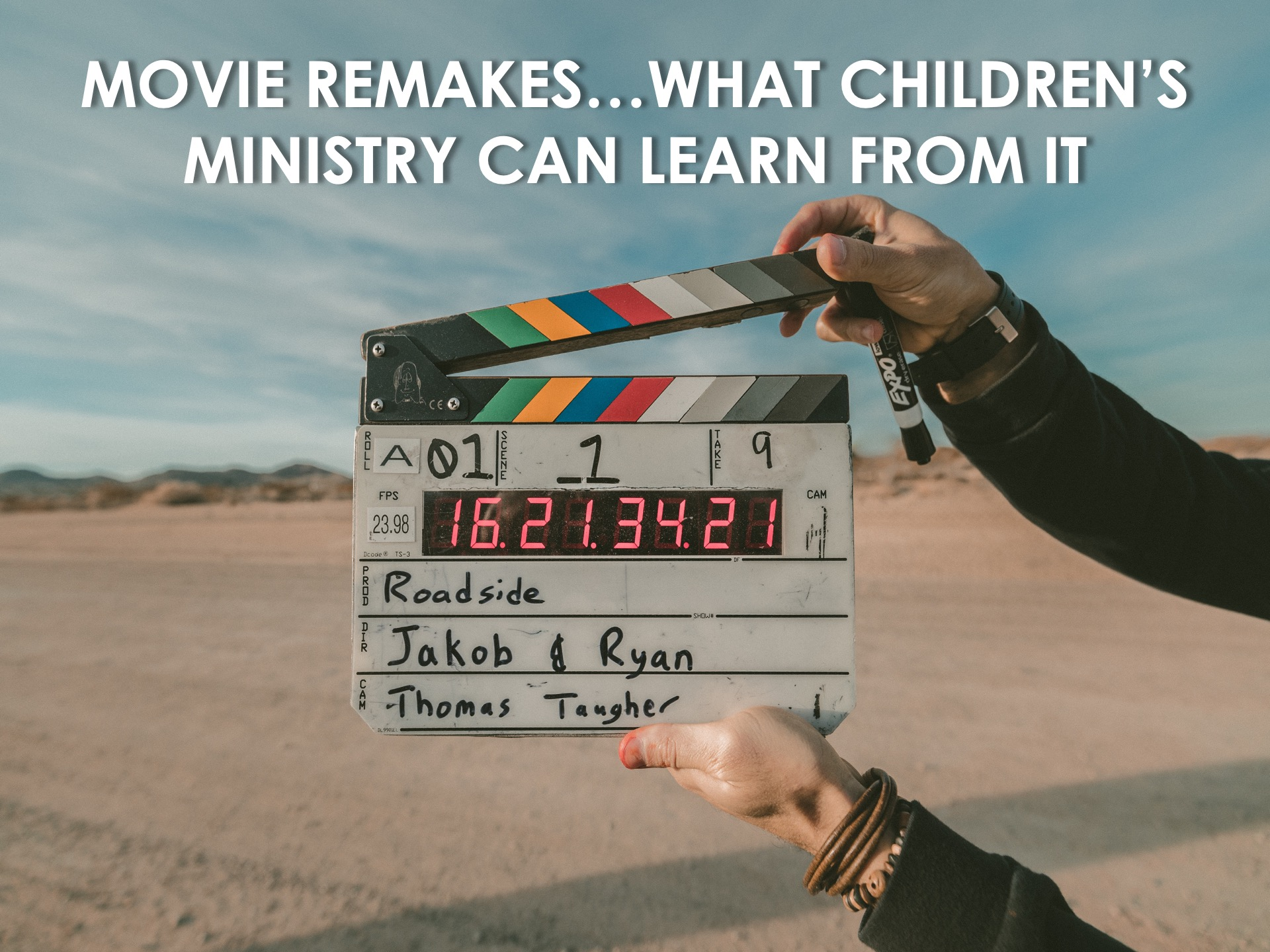 Movie Remakes   What Children's Ministry Can Learn From It