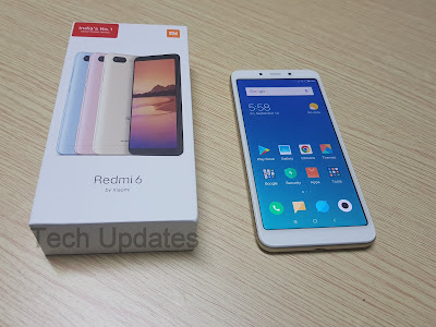 Xiaomi Redmi 6 Charging Time & Battery Drain Test