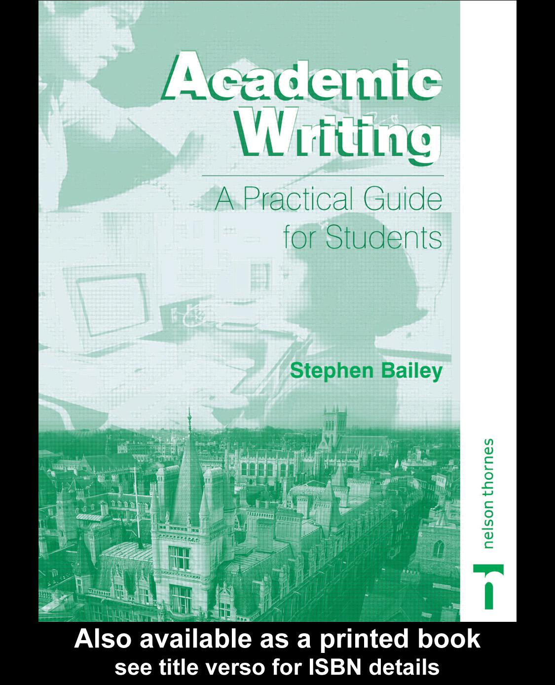 Free download Grammar for Academic Writing