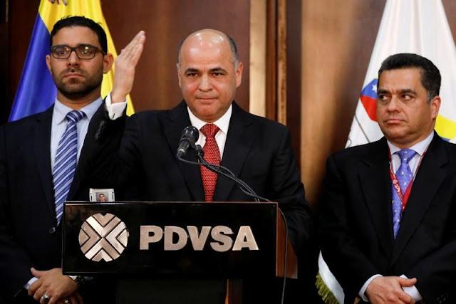 Control militar en Pdvsa sume a la industria petrolera en su peor crisis, reporta Reuters