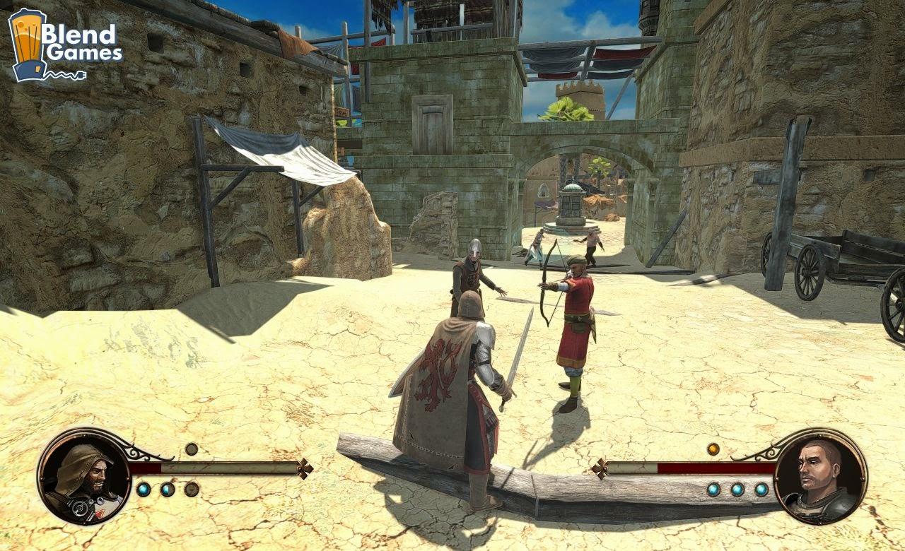 The First Templar [PROPHET] ~ PC Games Full Crack