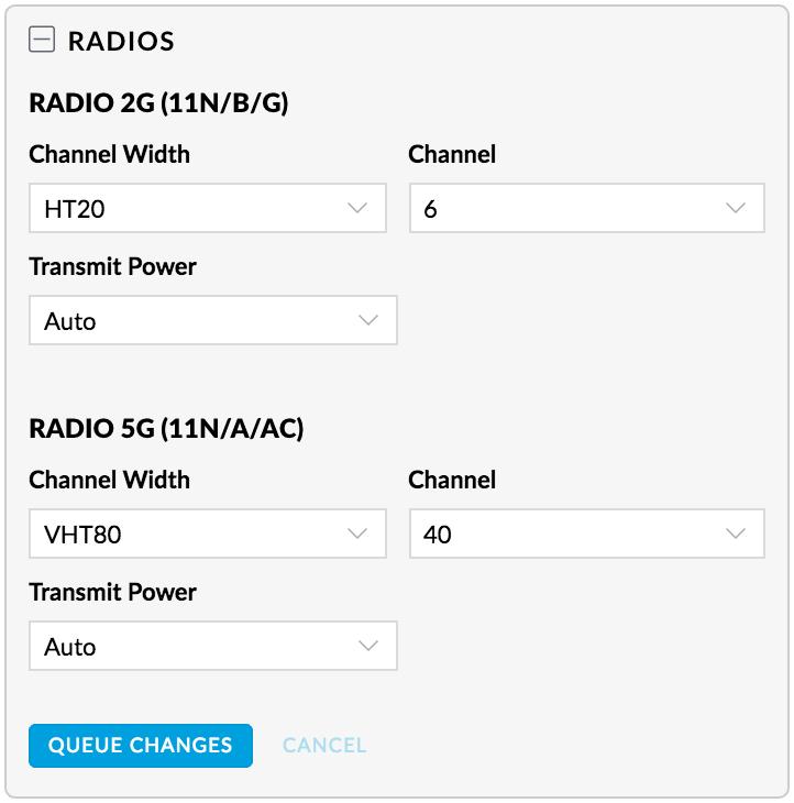 Make your home smarter: Ubiquiti UniFi access point radio