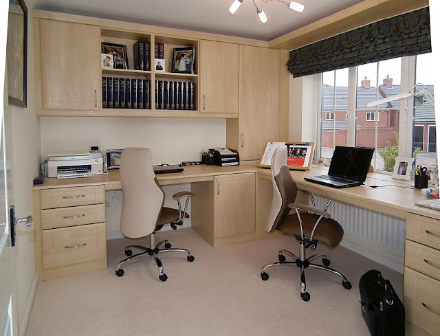 best custom home office desk birch with file cabinets design ideas