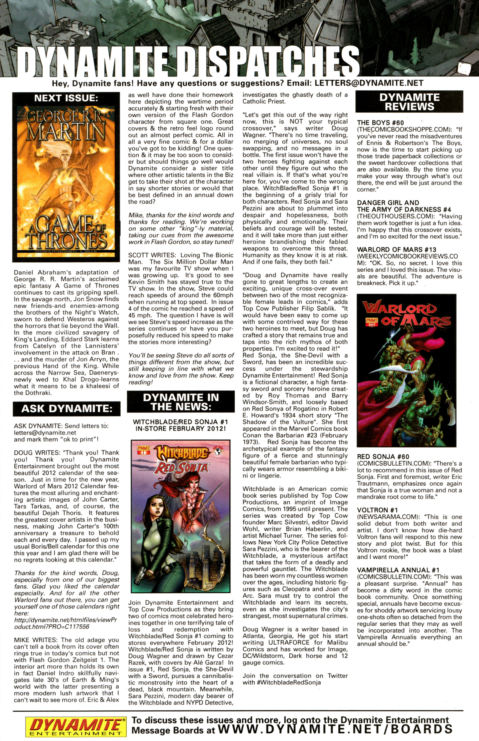 Read online A Game Of Thrones comic -  Issue #5 - 33