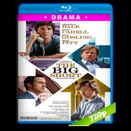 La gran apuesta (2015) BRRip 720p Audio Dual Latino-Ingles