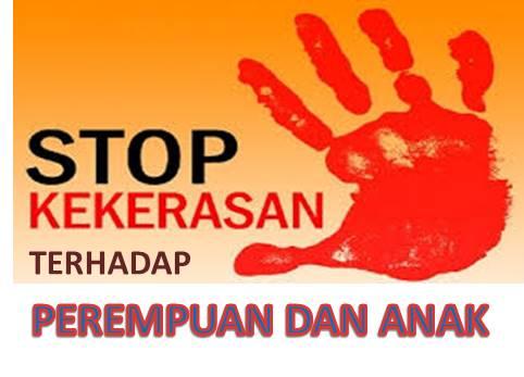 Stop kekerasan terhadap perempuan dan anak. Gambar dari Kompasiana.com