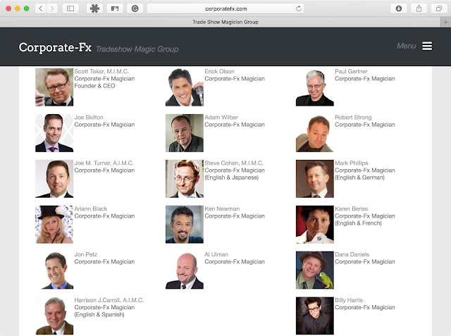 http://www.corporatefx.com/TradeshowMagicians.html
