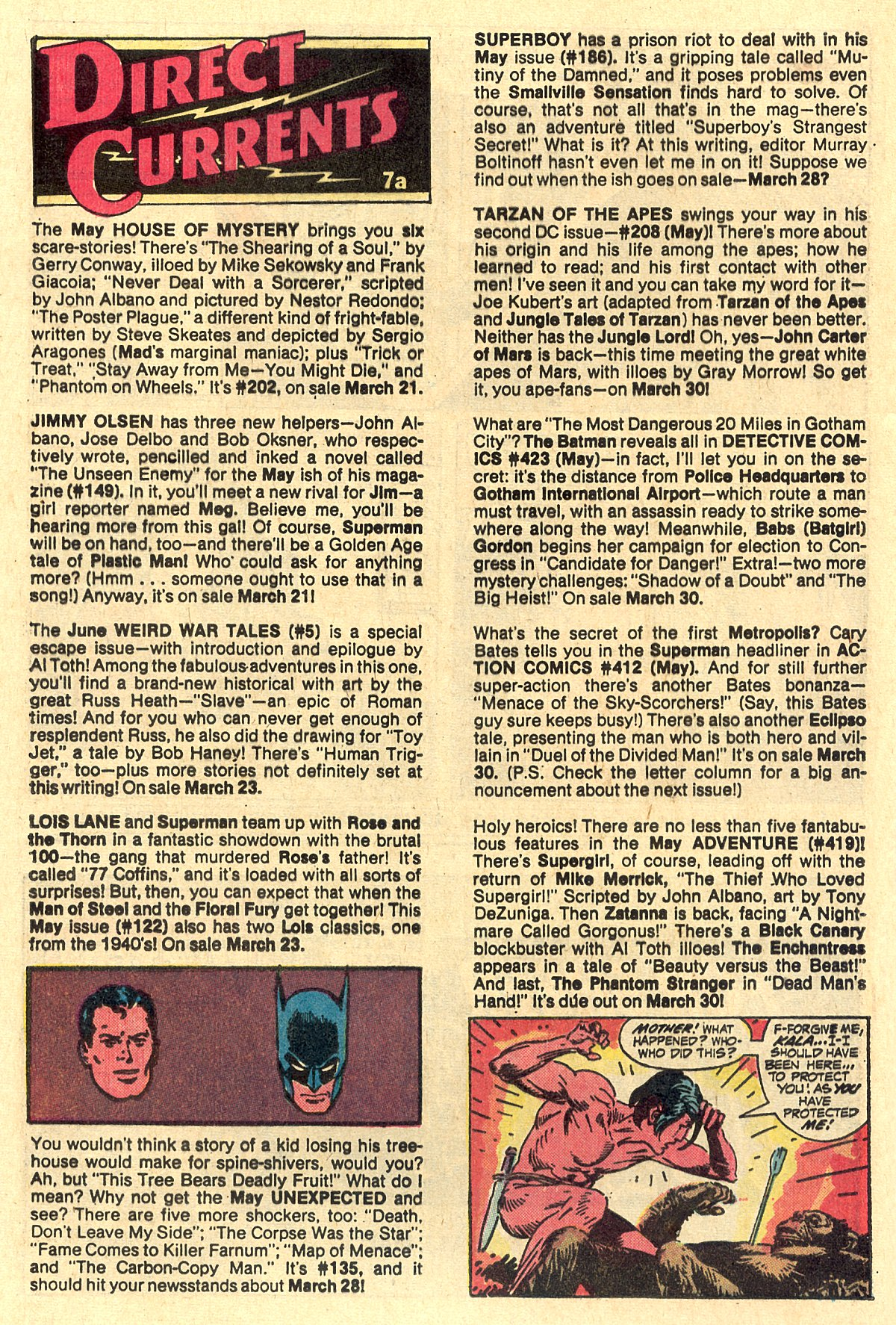 Strange Adventures (1950) issue 236 - Page 35
