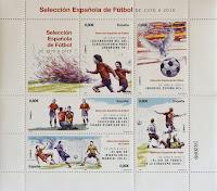 SELECCIÓN ESPAÑOLA DE 1970 A 2010