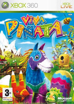 Viva Piñata (LT 2.0/3.0) Xbox 360 Torrent Download