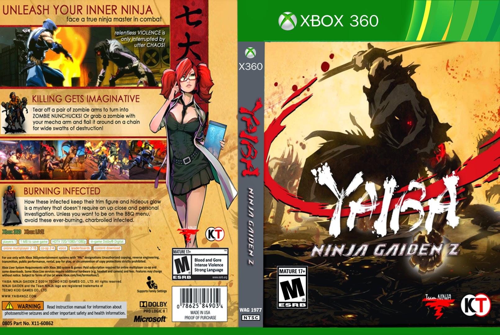 ninja gaiden 2 xbox 360 download