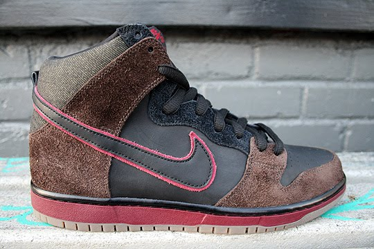 ... discount sale f6598 432aa Brooklyn Projects created a new Dunk High  together with Nike SB. ... 05eb11145