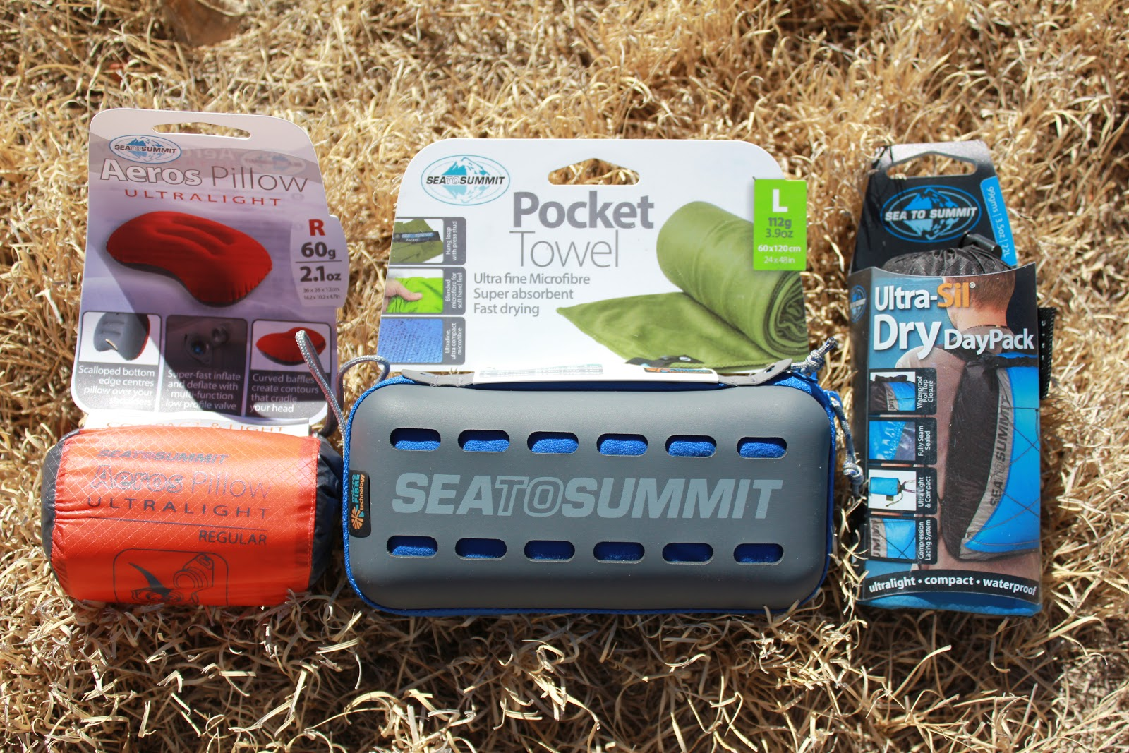 Sea To Summit's Travelling Light Gear Brings Efficiency To Travel