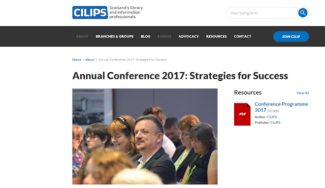 http://www.cilips.org.uk/about/annual-conference-2017/