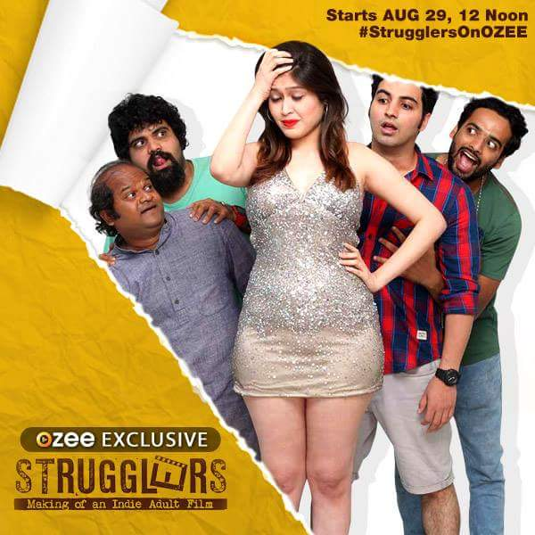 'Strugglers' New Web Series on Ozee/ Youtube Plot Wiki,Cast,Episode