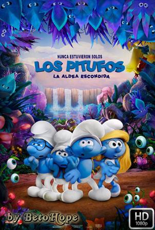 Los Pitufos En La Aldea Perdida [1080p] [Latino-Ingles] [MEGA]