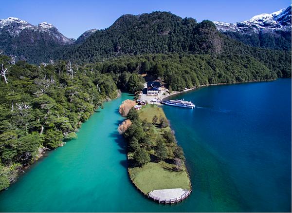 Argentina-lujo-Navegación-lagos-patagónicos