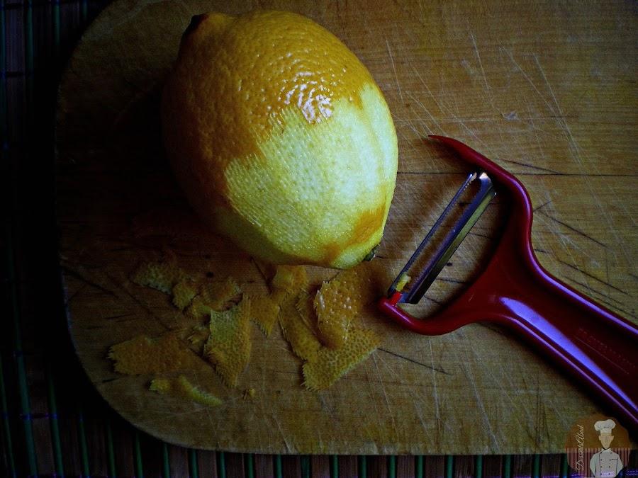 Limón y ralladura