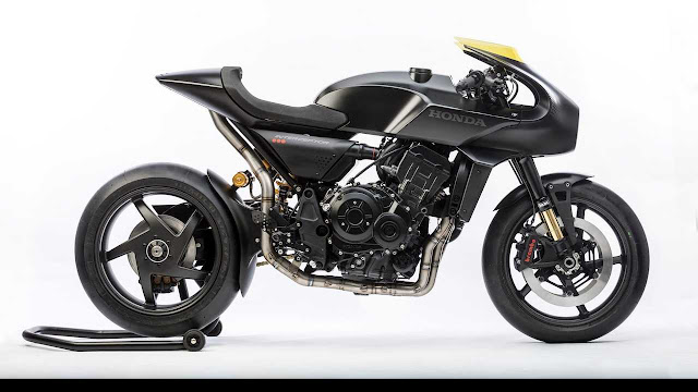 Ingin Bunuh Kawasaki Z900RS, Honda Siapkan Cafe Racer GB1100
