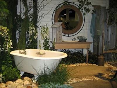 Outside Bathtub Garden
