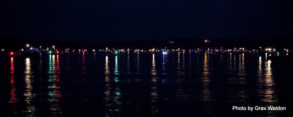 Light Led Boats Bars