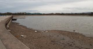 Marine Lake in Rhyl