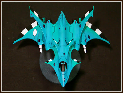 Eldar Mymeara Crimson Hunter Exarch
