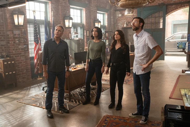 NCIS: New Orleans - Episode 6.09 - Convicted - Promotional Photos + Press Release