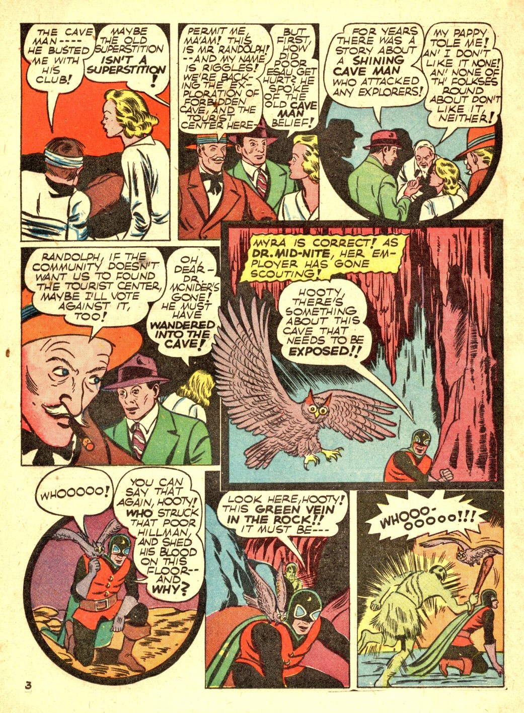 Read online All-American Comics (1939) comic -  Issue #47 - 35