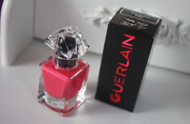 Guerlain лак для ногтей маленьке черное платье