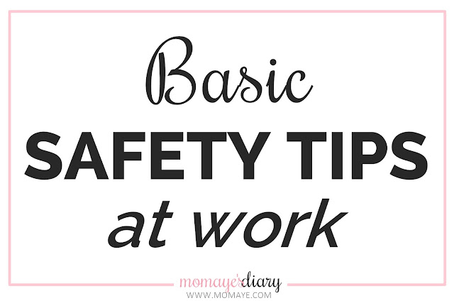 Basic Safety Tips at Work
