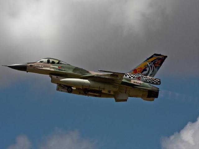 F-16 Venezolano