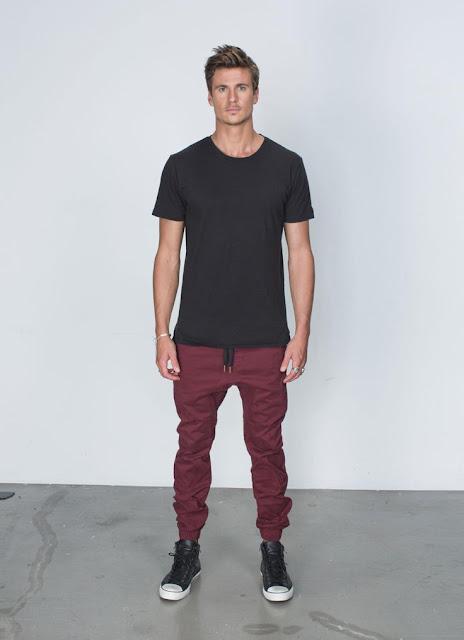 calça jogger masculina como usar, tendências 2016 masculino