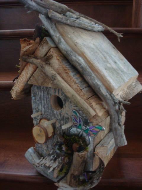 Bird House by Steven Barkhouse