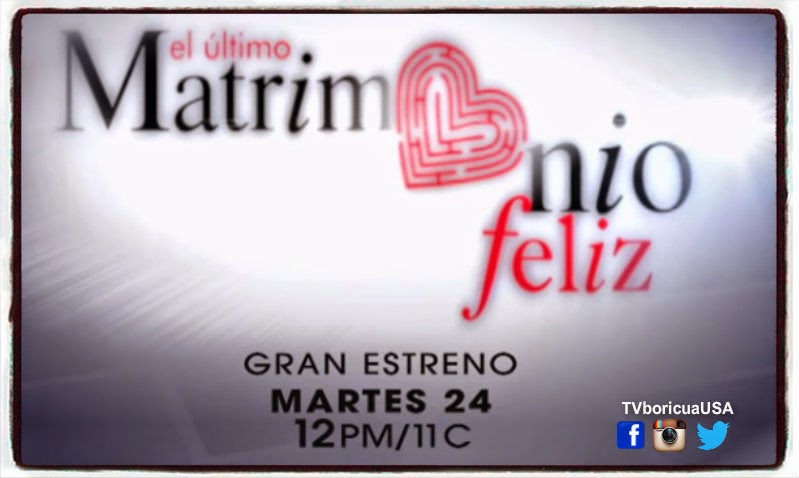 Tv El Ultimo Matrimonio Feliz