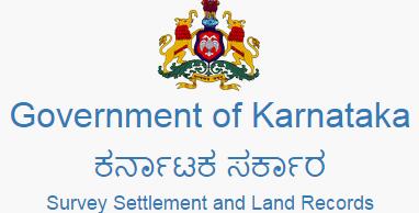 Karnataka Survey Settlements and Land Records Jobs Notifications