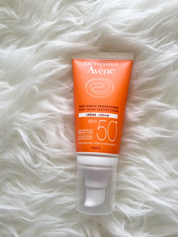 Eau Thermale Avene SPF50+ - Ioanna's Notebook