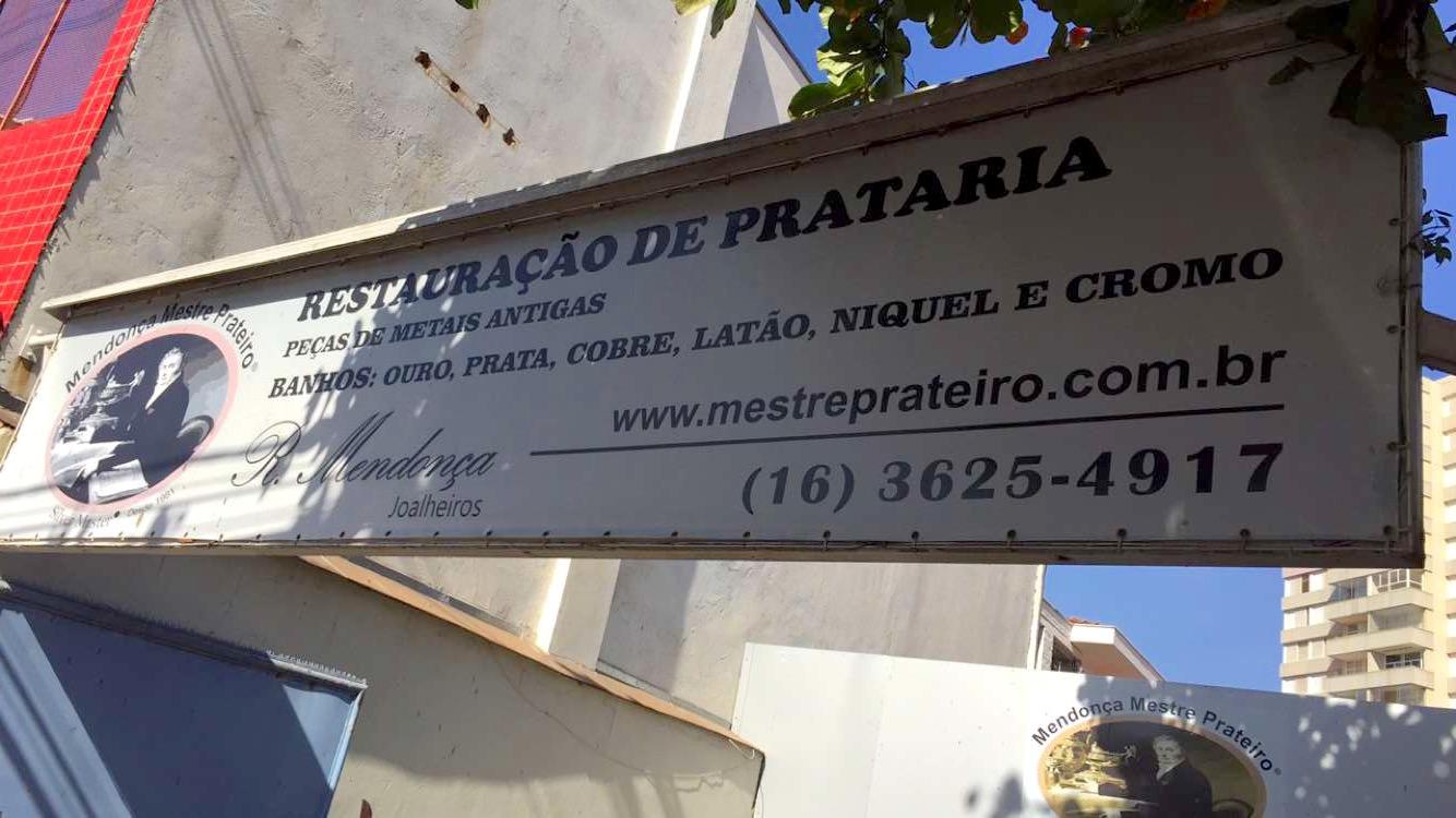 7a6559de8b8 FUTRICANDO PELO MUNDO  RIBEIRAO PRETO - R. MENDONÇA - RESTAURAÇAO DE ...