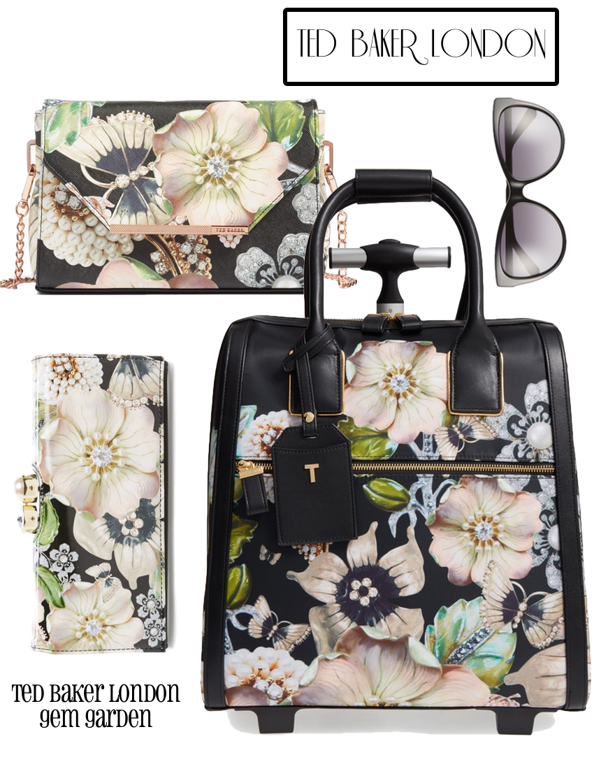 Ted Baker London Gem Garden Accessories (each sold separately)