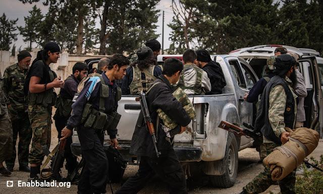Jaisyul Fath Semakin Kuat di Selatan Aleppo
