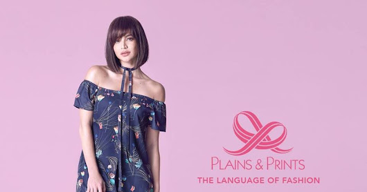 Plains & Prints : SS2017♥