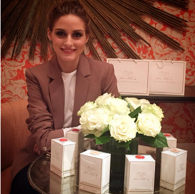 Olivia Palermo x Ciate London