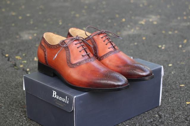 Đại lý bán giày tây nam công sở- giày da nam cao cấp đẹp -chất