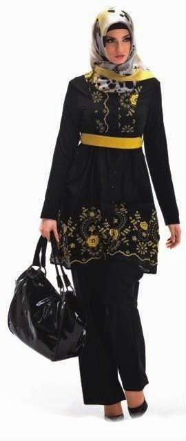 Baju Muslim Kantor Model Baru