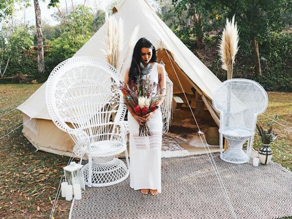 ➳ LITTLE BOHEMIAN DREAM | BESPOKE BOHEMIAN STYLING FOR YOUR WEDDING {CAIRNS}