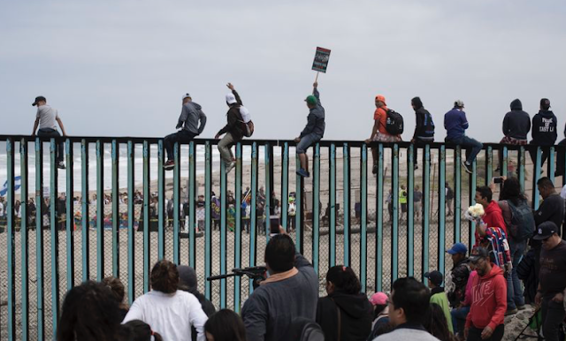Illegal immigration surges 230 percent in April on southwest border