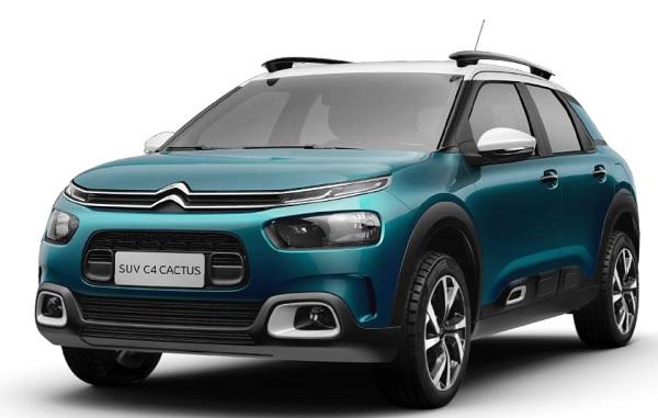 Citroën C4 Cactus Argentina 2019