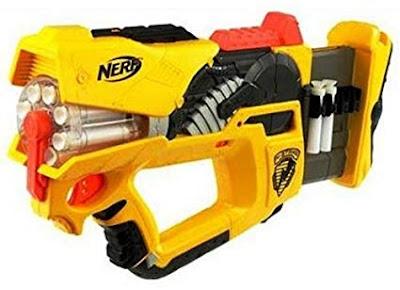 Súng Nerf ổ quay Firefly REV-8